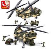 樂高玩具軍事拼裝玩具 益智拼插積木坦克飛機陸軍男孩6-8歲 全館八折柜惠