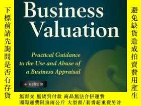 二手書博民逛書店A罕見Reviewer s Handbook to Business Valuation: Practical G