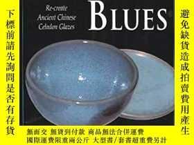 二手書博民逛書店Celadon罕見Blues: Re-create Ancien