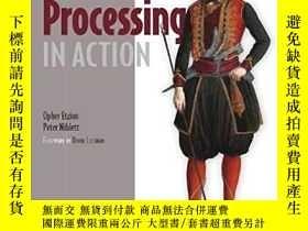 二手書博民逛書店Event罕見Processing In ActionY364682 Opher Etzion Manning