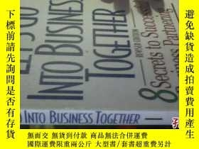 二手書博民逛書店LET S罕見GO INTO BUSINESS TOGETHER