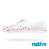 native JERICHO 女鞋-一線霓虹橘