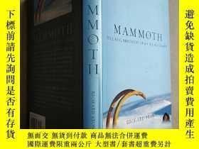 二手書博民逛書店Mammoth:罕見The Resurrection Of An Ice Age Giant 猛獁象 英文原版精裝