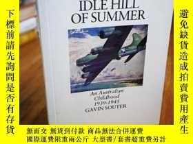 二手書博民逛書店The罕見idle hill of summer (Imprin