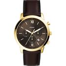 FOSSIL Neutra 美式休閒計時手錶(FS5763)