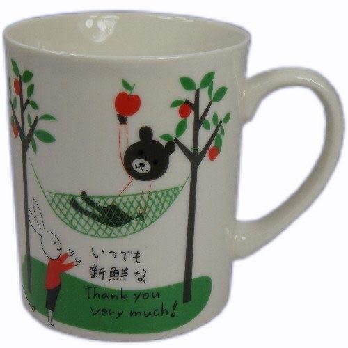 Shinzi Katoh heart warming collection 熊&兔