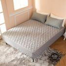 雙人加大6尺床包式防潑水保潔墊+2枕套 ...