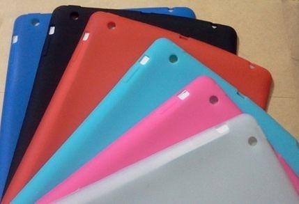 【世明國際】IPAD AIR /i pad 2/new i pad 果凍套/保護套/軟套