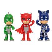 【PJ Masks 睡衣小英雄】 3 吋可動人偶( 兩款可選 )╭★ JOYBUS玩具百貨