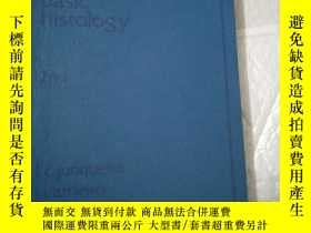 二手書博民逛書店basic罕見histology 2nd EDITIONY22128 LUIS C .JUNQUEIRA ,M