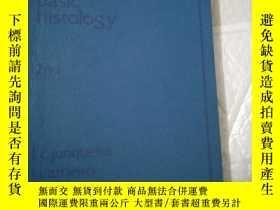 二手書博民逛書店basic罕見histology 2nd EDITIONY22128 LUIS C .JUNQUEIRA ,M