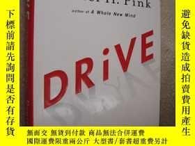 二手書博民逛書店DRIVE:The罕見surprising truth abou