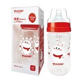 優生 小米兔TRITAN奶瓶 寬口 300ml (單入)【杏一】