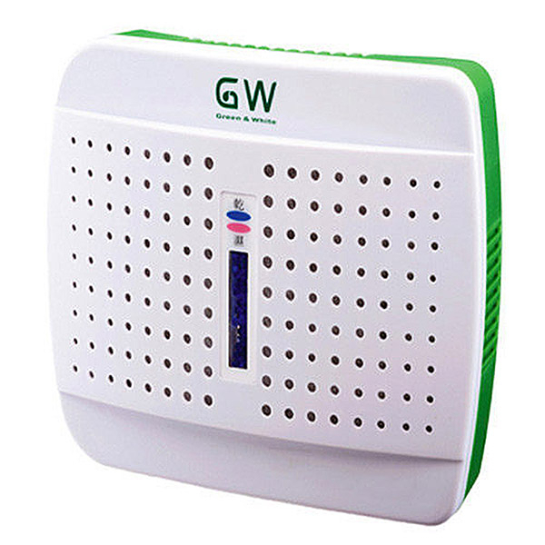 GW 水玻璃無線式迷你除溼機 E-333 免運