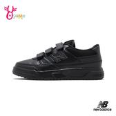 New Balance 中童 CT20韓版休閒版鞋 全黑學生鞋 超輕量運動鞋 P8475#黑色◆OSOME奧森鞋業