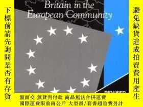 二手書博民逛書店An罕見Awkward Partner: Britain In The European Community-尷尬