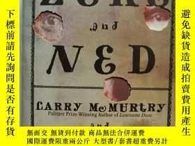 二手書博民逛書店ZEKE罕見and NED (英文原版 澤克和內德)Y22888