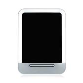 平板造型LED化妝鏡 觸控 充電 鏡子 網美 【MM000】補光 帶燈 上妝神器-低調灰