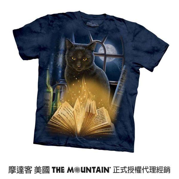 【摩達客】(預購)(大尺碼4XL、5XL)美國進口The Mountain 迷惑貓 純棉環保短袖T恤(10416045091a)