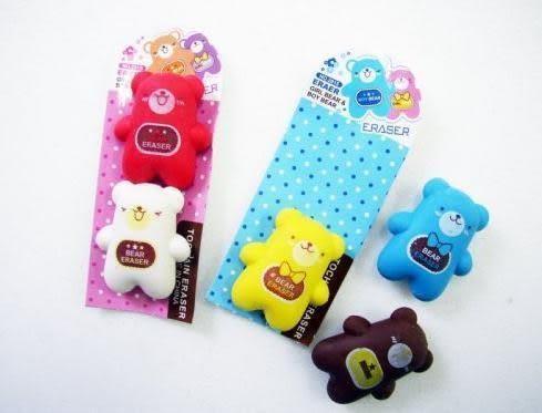 [衣林時尚]小熊擦布1組2入(2個熊)