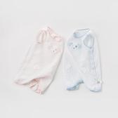 睡袋 davebella戴維貝拉夏季新款男女寶寶睡袋嬰幼兒卡通睡袋 夢藝