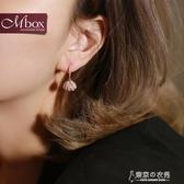小眾耳環女氣質韓國潮網紅小耳墜長款耳飾法式高級感耳釘【東京衣秀】