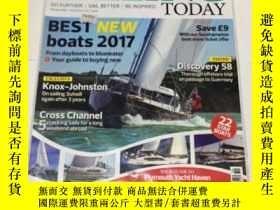 二手書博民逛書店SAILING罕見TODAY 英文雜誌 帆船雜誌 2016年10月Y343790