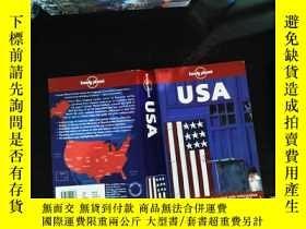 二手書博民逛書店Lonely罕見Planet USA (1st ed)Y167411 James Lyon