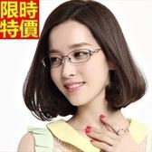 眼鏡架-文藝優雅鑲邊花朵男女鏡框67ac26【巴黎精品】