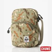CHUMS 日本 Eco 長型側背肩背包-自然BB迷彩 CH602535Z097【GO WILD】