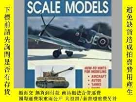 二手書博民逛書店How罕見to Build Scale Models (damaged)-如何建立比例模型(損壞)Y41495