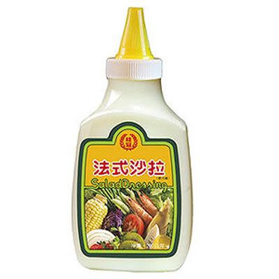 桂冠法式沙拉(瓶)200g