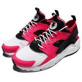 【五折特賣】Nike 武士鞋 Air Huarache Run Ultra 粉紅 黑 輕量 運動鞋 男鞋【PUMP306】 819685-603