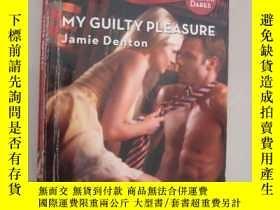 二手書博民逛書店MY罕見GUILTY PLEASURE 羞恥的愉悅Y146810