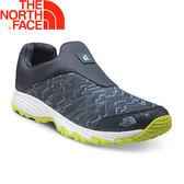 【The North Face 美國 男款 VENTURE MEMO SLIP-ON II PRINT《海軍藍》】EVA中底/記憶鞋墊/健走鞋32ZI★滿額送