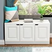 飄窗櫃儲物櫃可訂製創意組合矮櫃地櫃窗邊櫃可坐陽台落地收納櫃子  母親節特惠 YTL