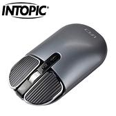 INTOPIC 廣鼎 MSW-C120 2.4G飛碟無線靜音充電滑鼠