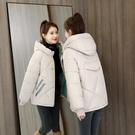 大尺碼棉服 實拍冬季新羽絨棉服女寬松大碼女裝棉衣時尚連帽棉襖學生加厚外套2F072-D依品國際