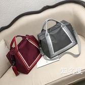 旅行袋 短途旅行包女手提輕便外出旅游飛機隨身攜帶小行李袋斜挎健身 4色