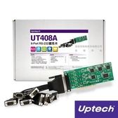 Uptech UT408A 8-Port RS-232擴充卡