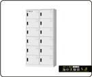 {{ 海中天休閒傢俱廣場 }} F-99 摩登時尚 HDF 多功能置物櫃系列 HDF-2512A 十二人用置物櫃