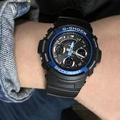 G-SHOCK AW-591-2A CASIO 卡西歐 手錶 AW-591-2ADR 藍色