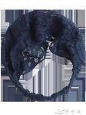 髮箍 甜美森女系簡約純色布藝束髪帶寬邊頭飾洗臉髪箍飾品 卡卡西