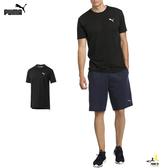 Puma Energy 男 黑 短袖上衣 訓練系列 短T 排汗 透氣 運動 上衣 短袖 51731801