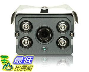 [106大陸直寄] AHD同軸 高清2500線 130萬 監控攝像頭 領防員960P 紅外夜視防水攝像機 2.8mm