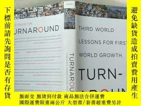 二手書博民逛書店Turnaround:罕見Third World Lessons