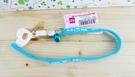 【震撼精品百貨】Hello Kitty 凱蒂貓~狗項圈-藍花
