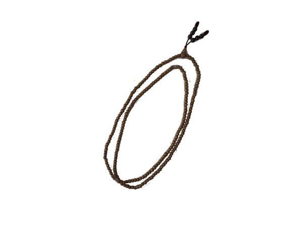 【如意檀香】【惠安沉珠】拜拜 誦經 用品 佛珠 項鍊 F04T1906-1
