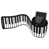 鋼琴 手卷鋼琴 專業88鍵盤加厚初學者多功能便攜式折疊電子琴軟61 快速出貨