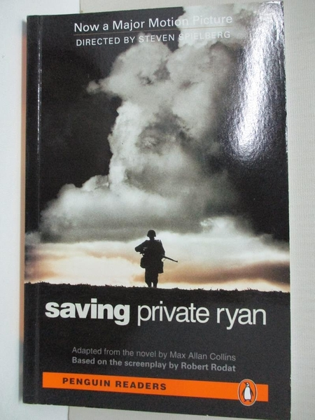 【書寶二手書T4/原文書_H1D】Saving Private Ryan_Pearson Education, Inc. (COR)
